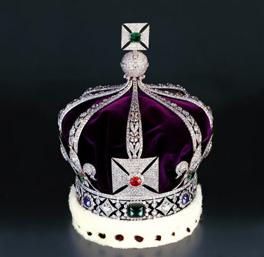 Crown Jewel of England