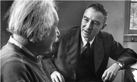 Einstein & Oppenheimer