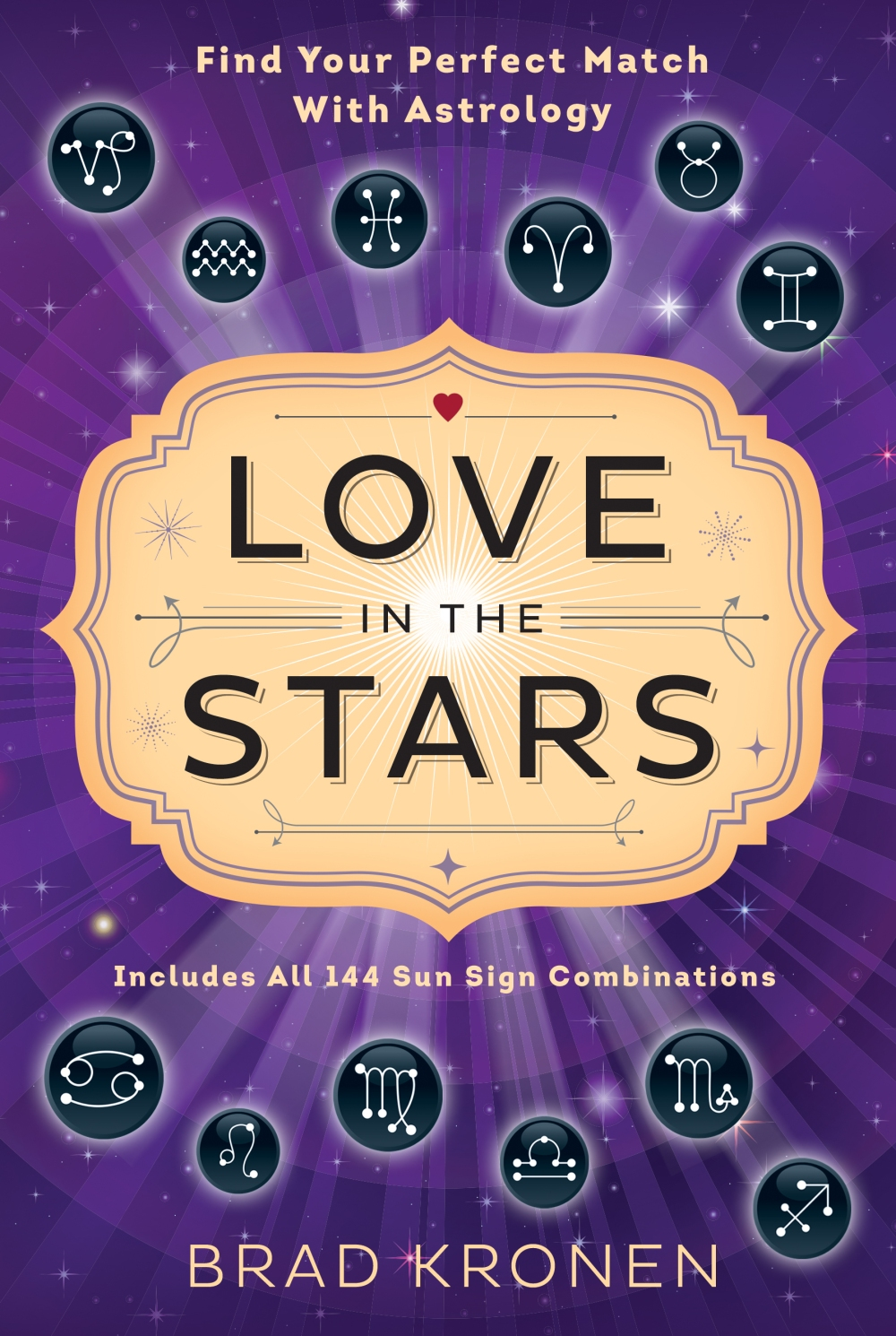 Love in the Stars Cover 2