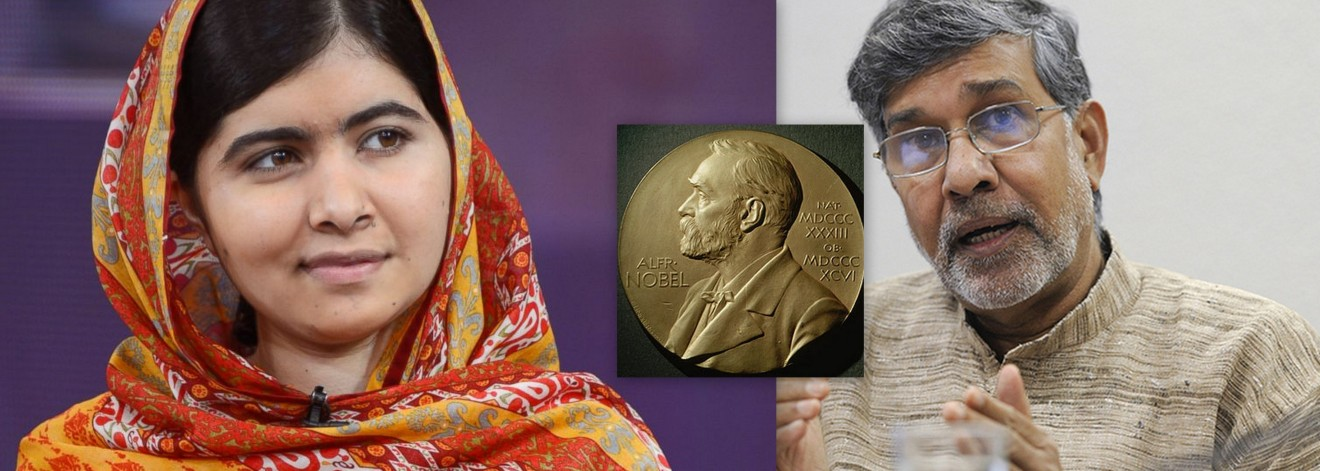 Nobel Peace Prize Winners 2014