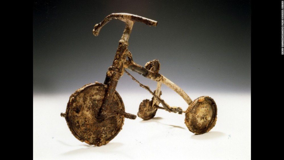 Shin's Tricycle