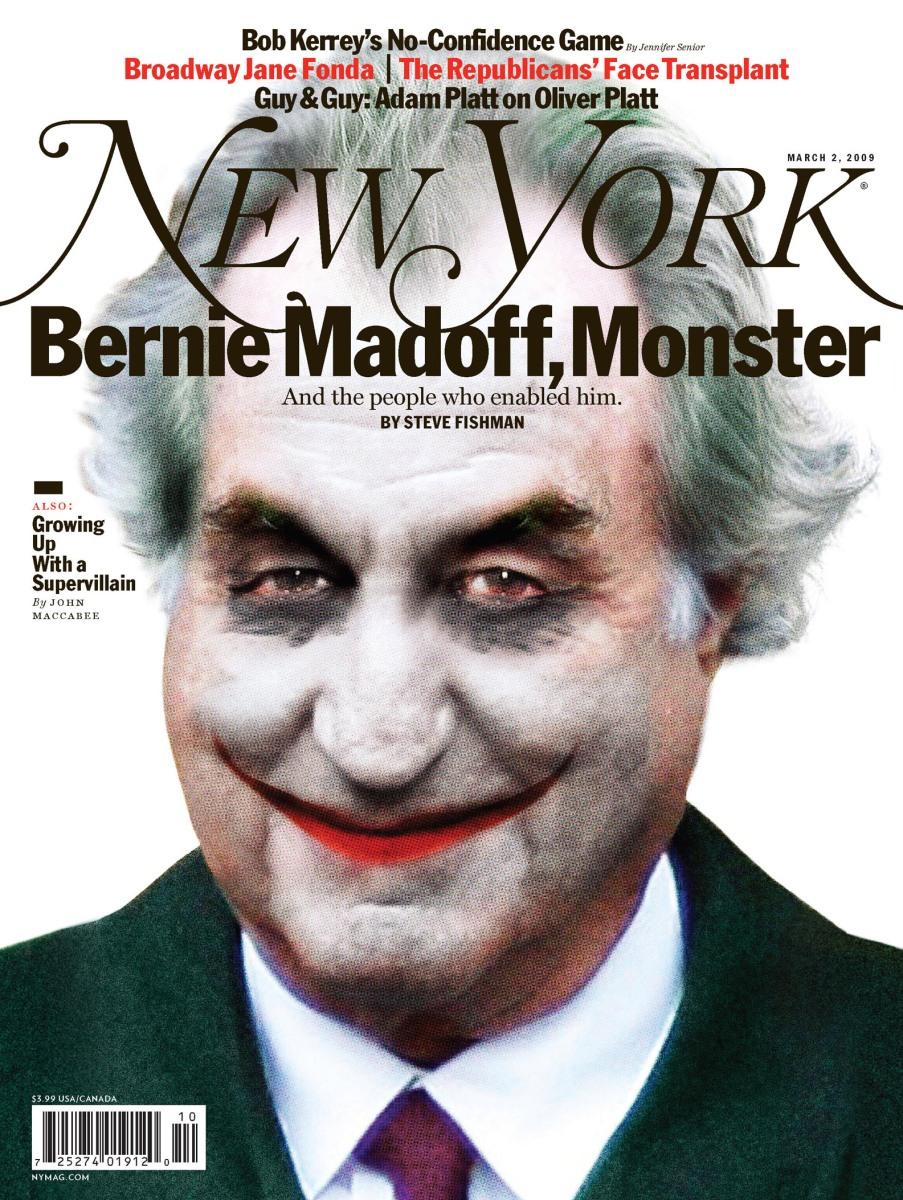 the bernie madoff scandal essay