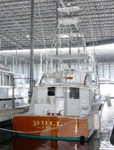 Bernie Madoff Rybovich boat Bull