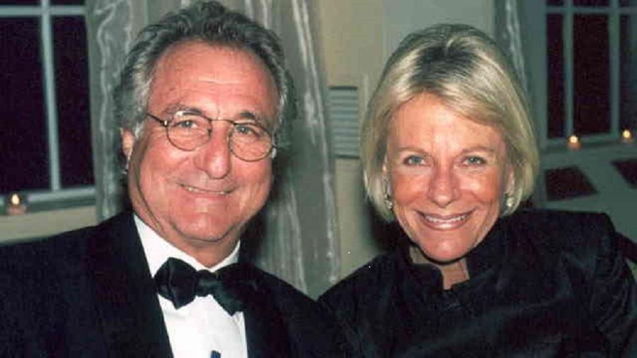 Bernie & Ruth Madoff