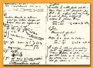 Curie Lab Notebook 1898