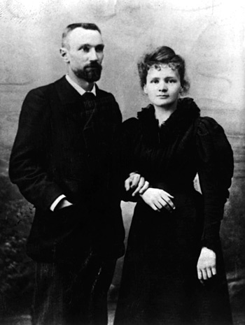 Curie Wedding Photo