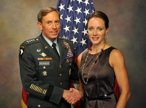 David Petraeus & Paula Broadwell