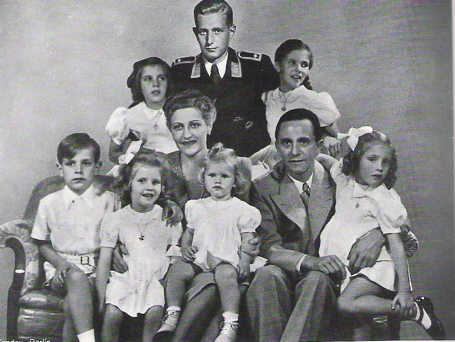 Goebbels Family