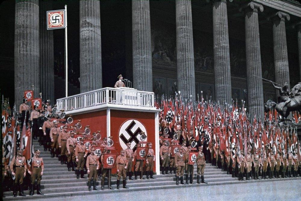 Goebbels Lustgarten 1938