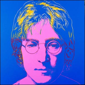 John Lennon Warhol