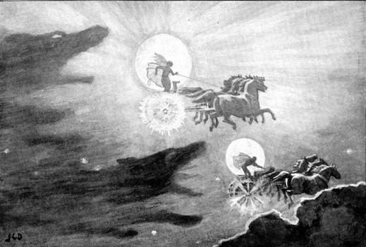 Norse Sun & Moon