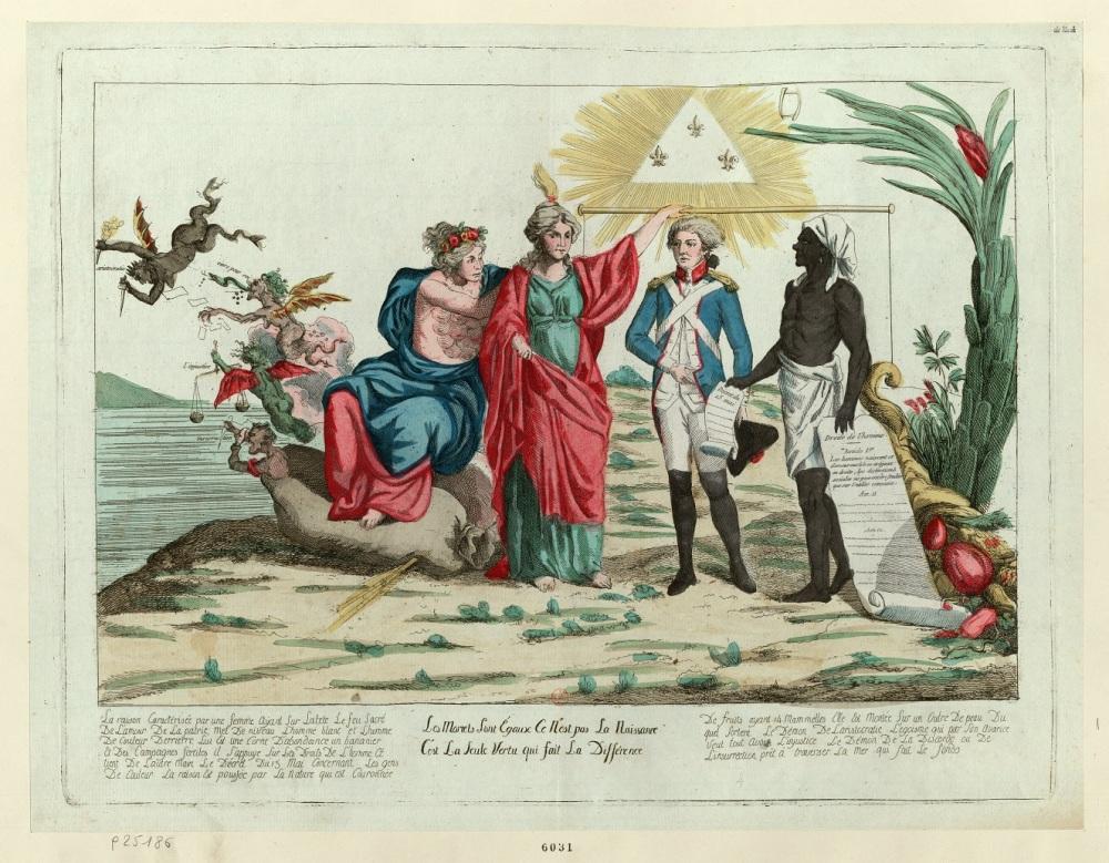 French Revolution Reason