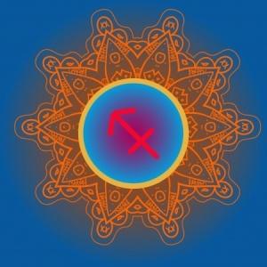 Sagittarius Glyph