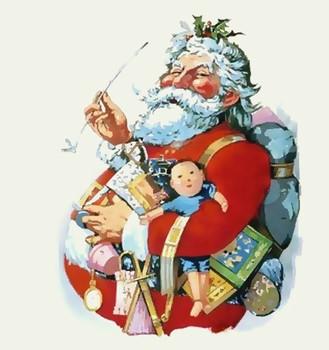 Santee Claus