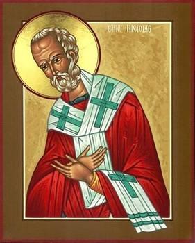 St. Nicholas Russian Orthodox Gold