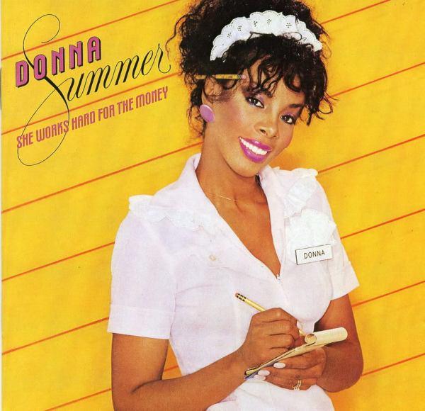 Donna Summer Money Shot