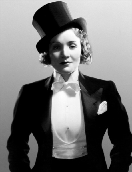 Marlene Dietrich Morocco 2