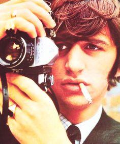 Ringo Starr Camera