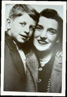 Ringo Starr with Mum