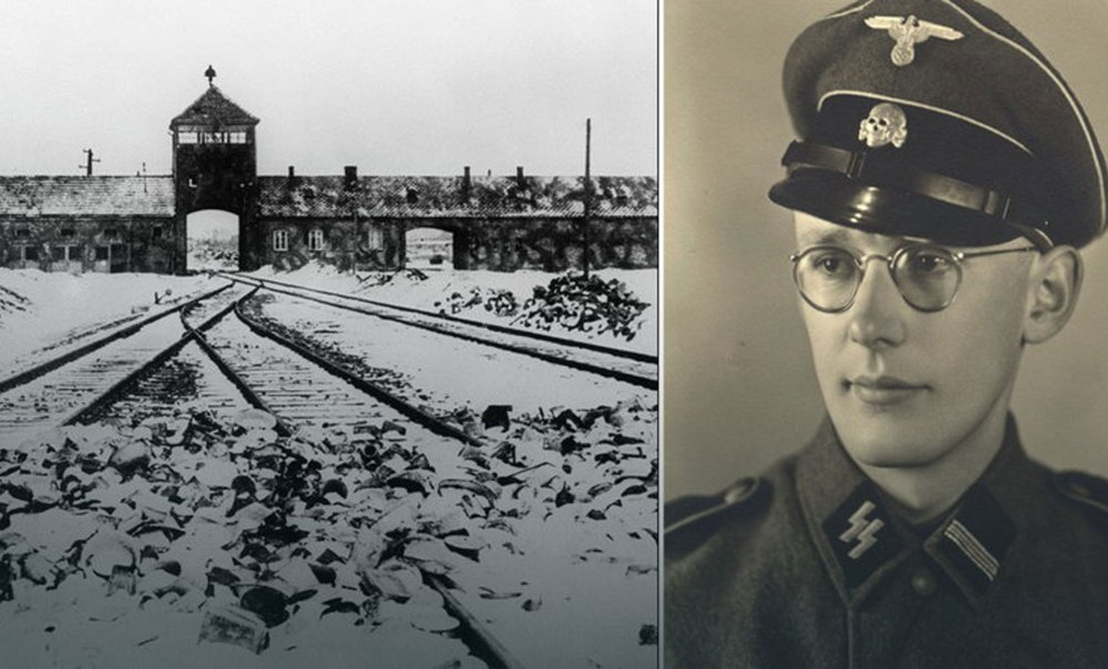 Oskar Groning Auschwitz Gate