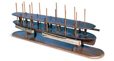 Abraham Lincoln Invention Flotation