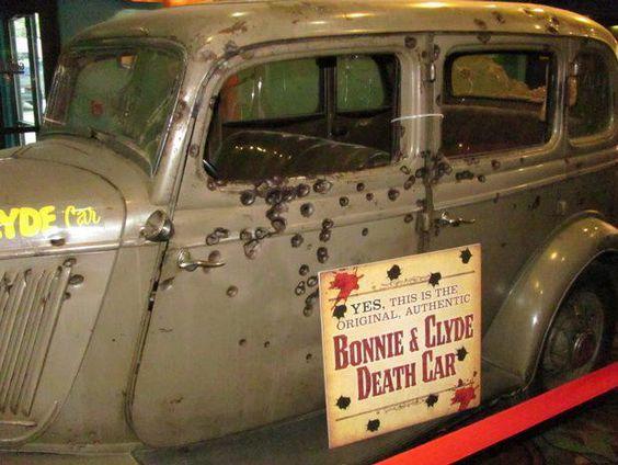 Bonnie Clyde America S First Tabloid Couple Bradkronen Com
