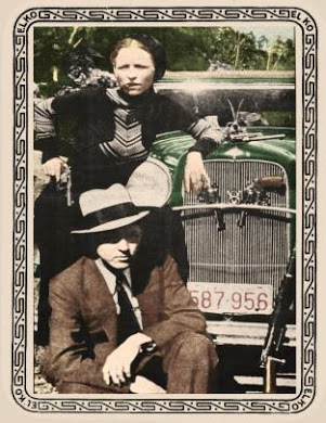 Bonnie & Clyde Joplin photo