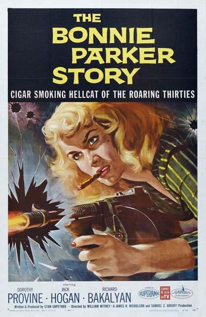 Bonnie Parker Story Poster