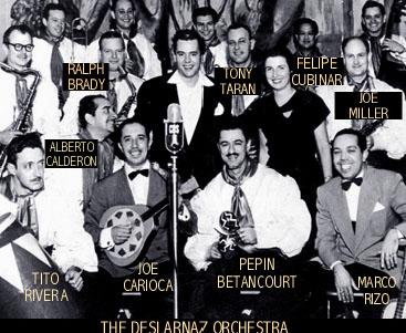 Desi Arnaz Orchestra