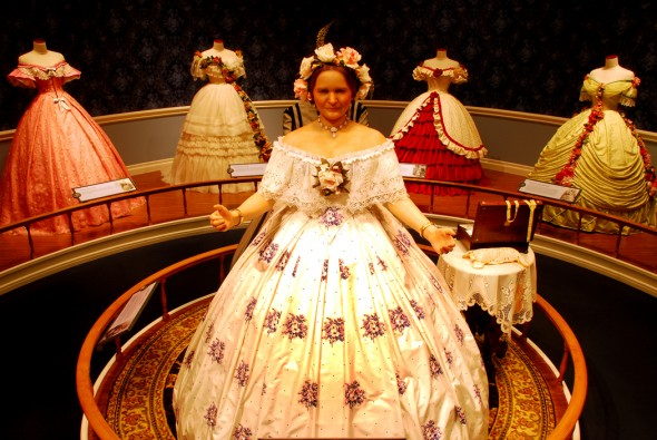 Mary Todd Lincoln Ball Gowns