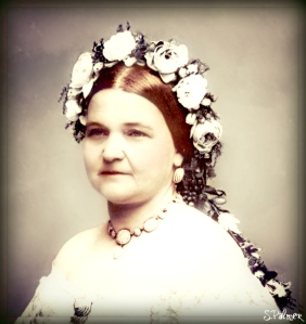 Mary Todd Lincoln Color