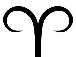 Aries Glyph