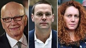 Rupert Murdoch & his evil posse