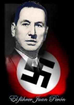 Juan Peron El Fuhrer