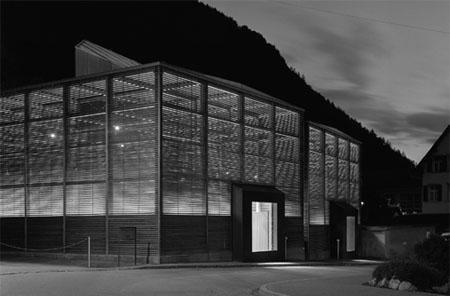 Peter Zumthor Pritzger Prize building