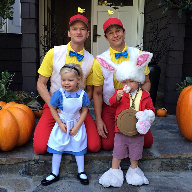 Neil Patrick Harris Halloween 2013