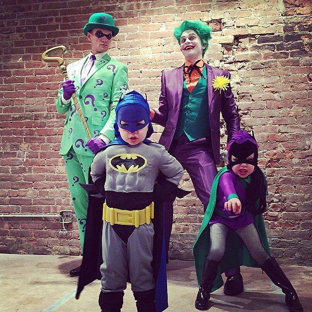 Neil Patrick Harris Halloween 2014