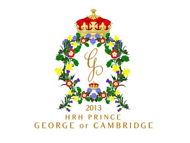 Prince George Royal Seal