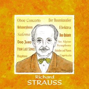 Richard Strauss Frame