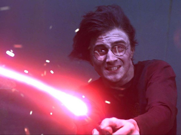 Harry Potter Flame