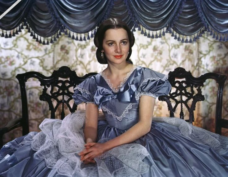 Olivia de Havilland Melanie Wilkes