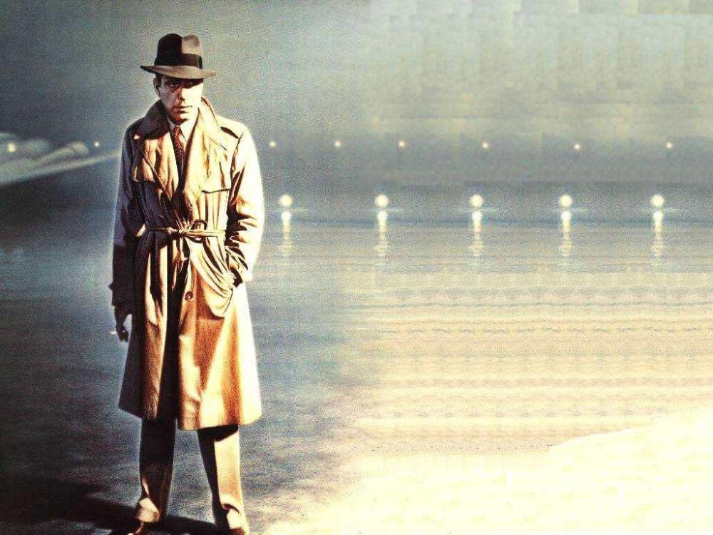 Humphrey Bogard Casablanca
