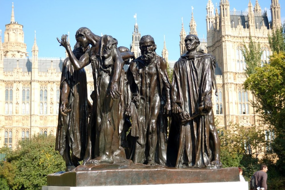 burghers-of-calais