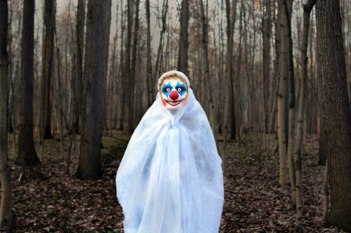 The Harlequin Hysteria began with a single knife wielding clown in the woods of South Carolina and so on and so on and so on.