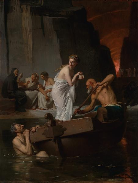 psyche-on-the-river-styx-by-ernest-hillemacher-1865