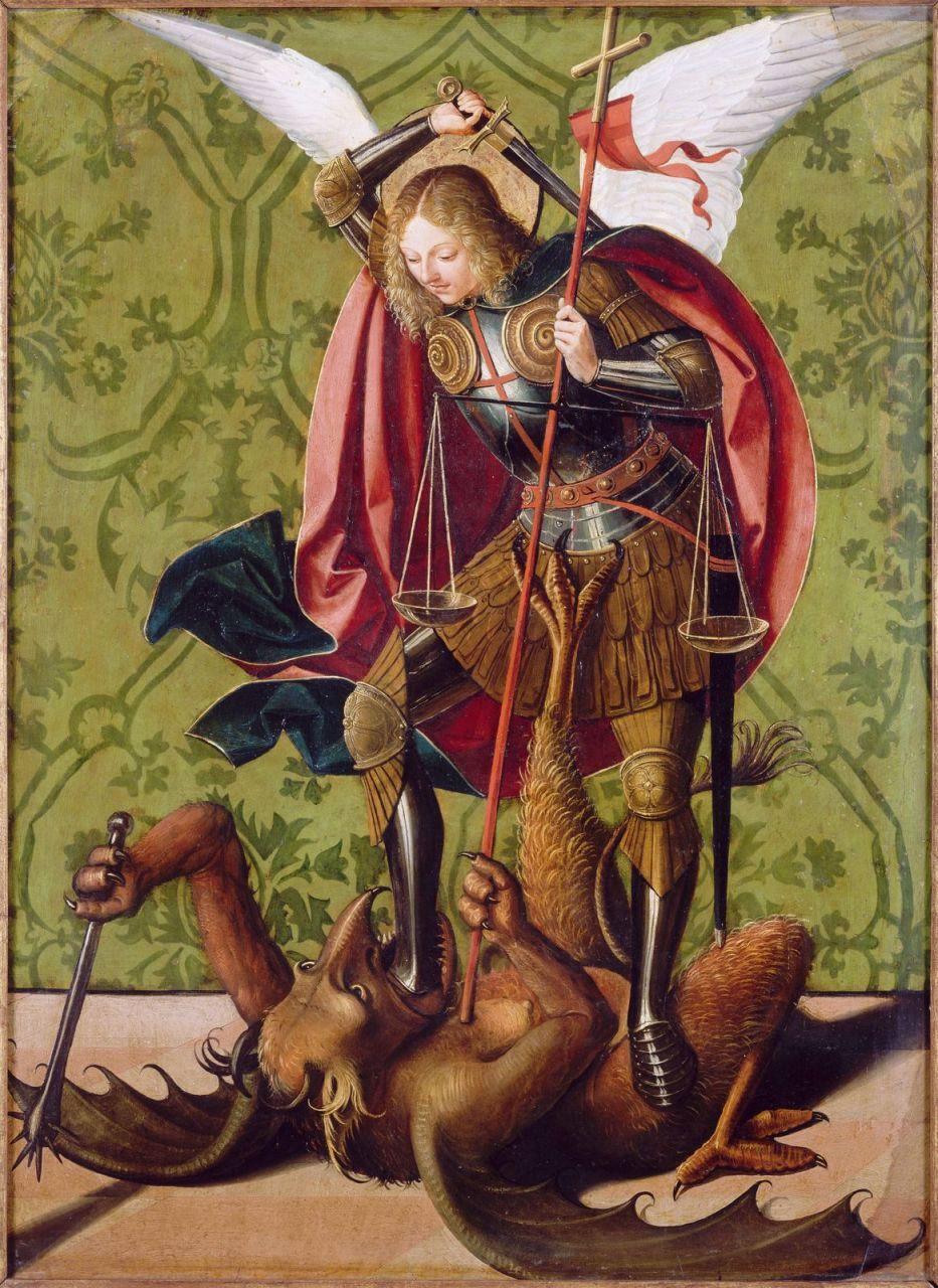 st-michael-satan-the-bird-head