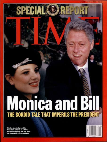 Bill and Monica