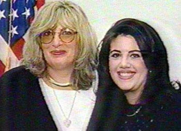 Monica Lewinsky & Linda Tripp