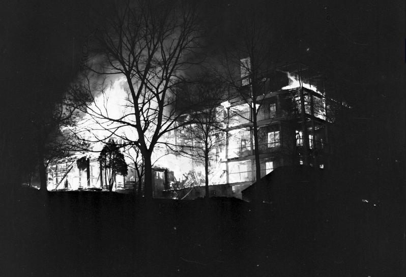 Zelda Highland Hospital Fire