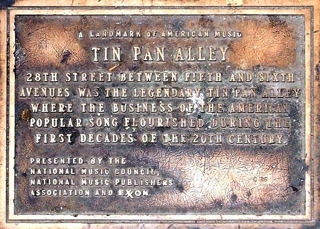 Tin Pan Alley plaque_crop